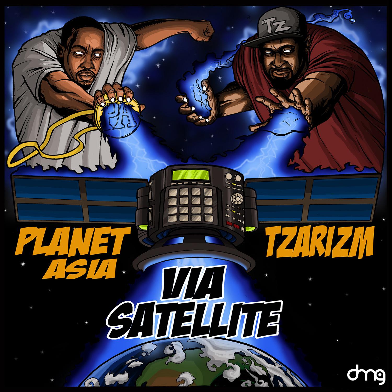 Classique Ou Pas : Planet Asia & TzariZM – Via Satellite (2014)