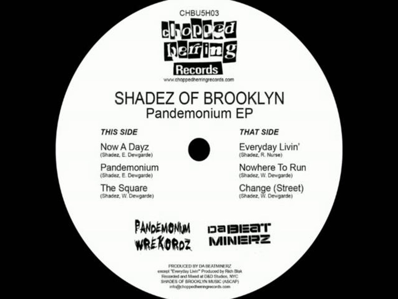 Shadez Of Brooklyn — Everyday Livin'