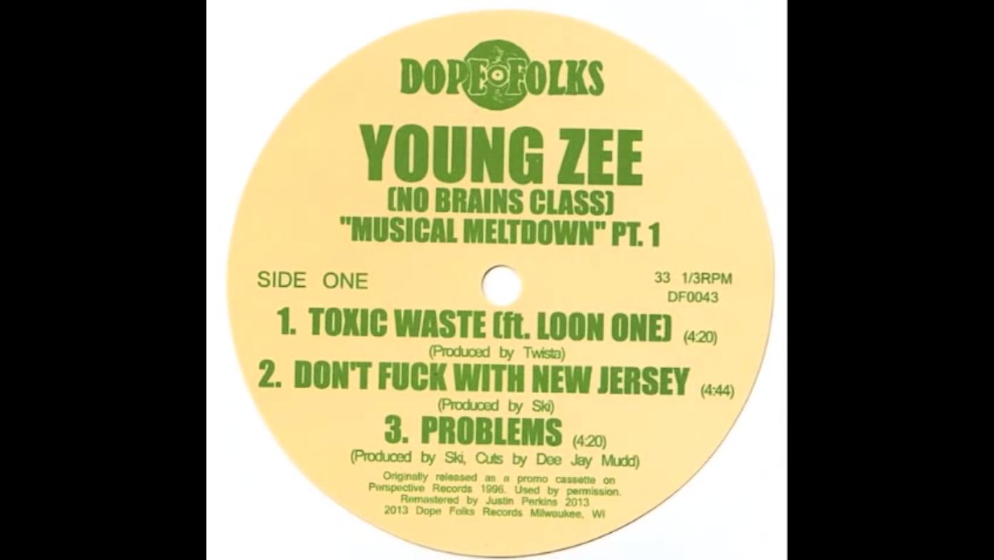 YOUNG ZEE -