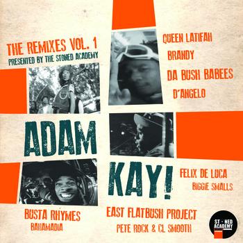 Felix De Luca - Keep It Up (Adam Kay Remix)