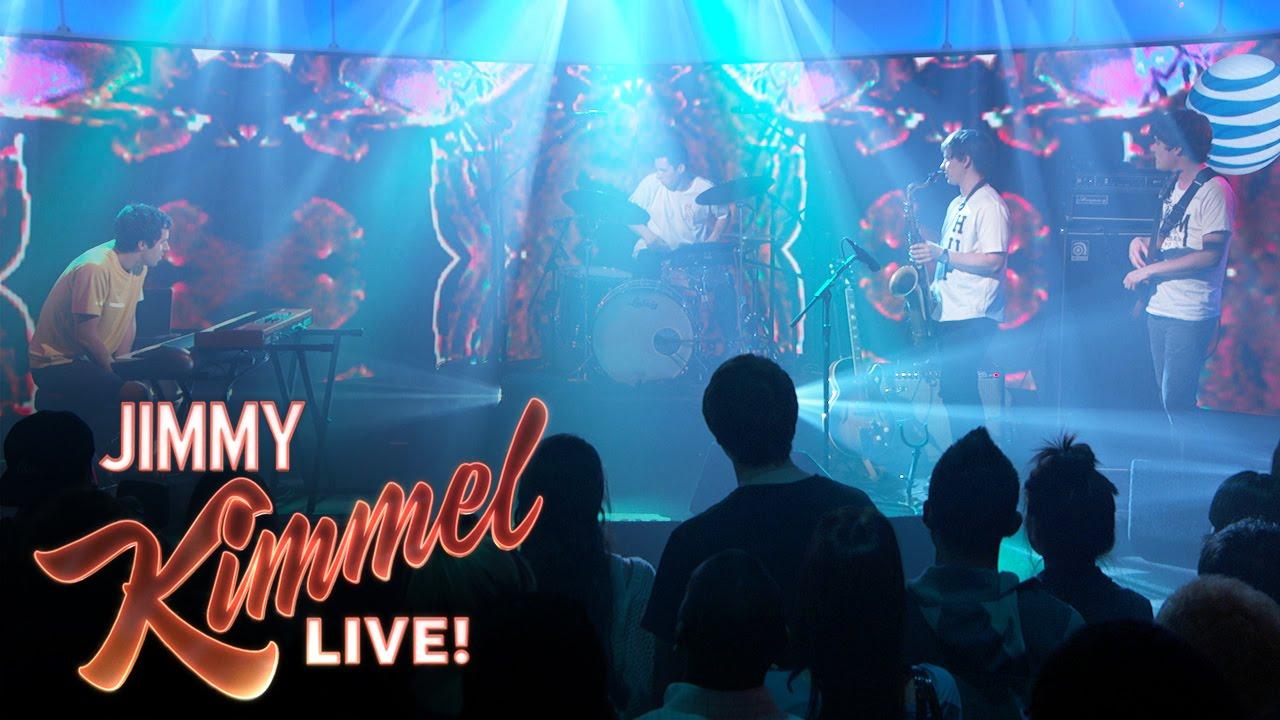 BADBADNOTGOOD - Kaleidoscope (Jimmy Kimmel Live)