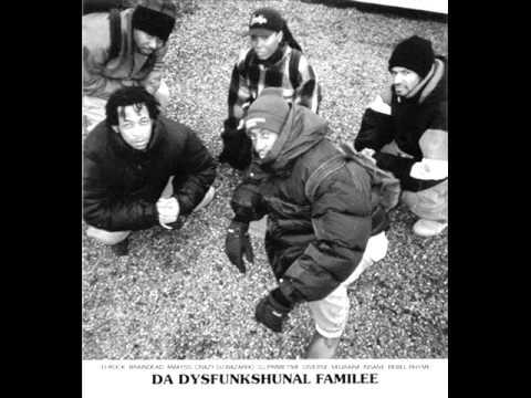 Da Dysfunkshunal Familee - New Ruff Flava