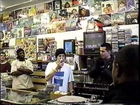 Eyedea - Freestyle In Store (2002)