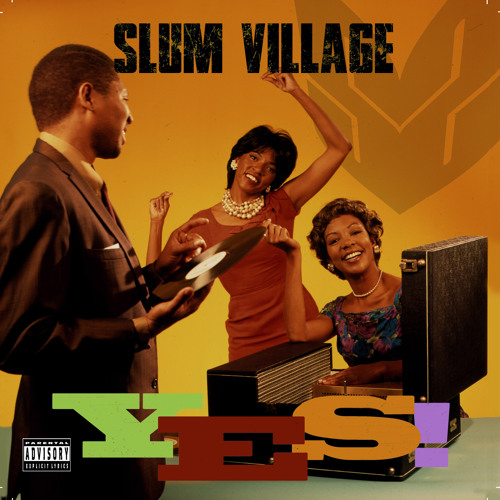 New Slum Village !