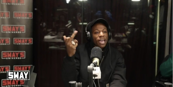 Joey Bada$$ - 5 Fingers Of Death (Live At Sway In The Morning)