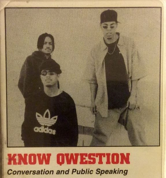 Know Qwestion - Conversation And Public Speaking (1996)