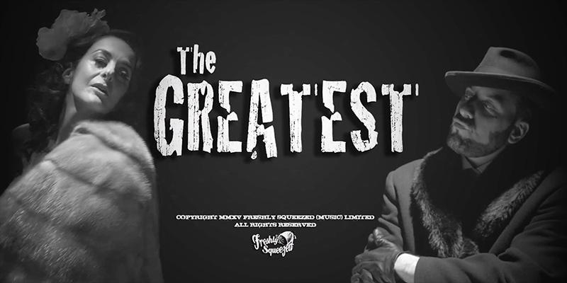 Marcella Puppini VS R.A. The Rugged Man - The Greatest