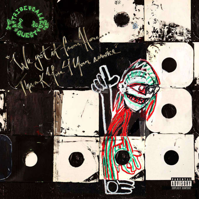 Classique Ou Pas: ATCQ - We Got It From Here... Thank You 4 Your Service (2016)