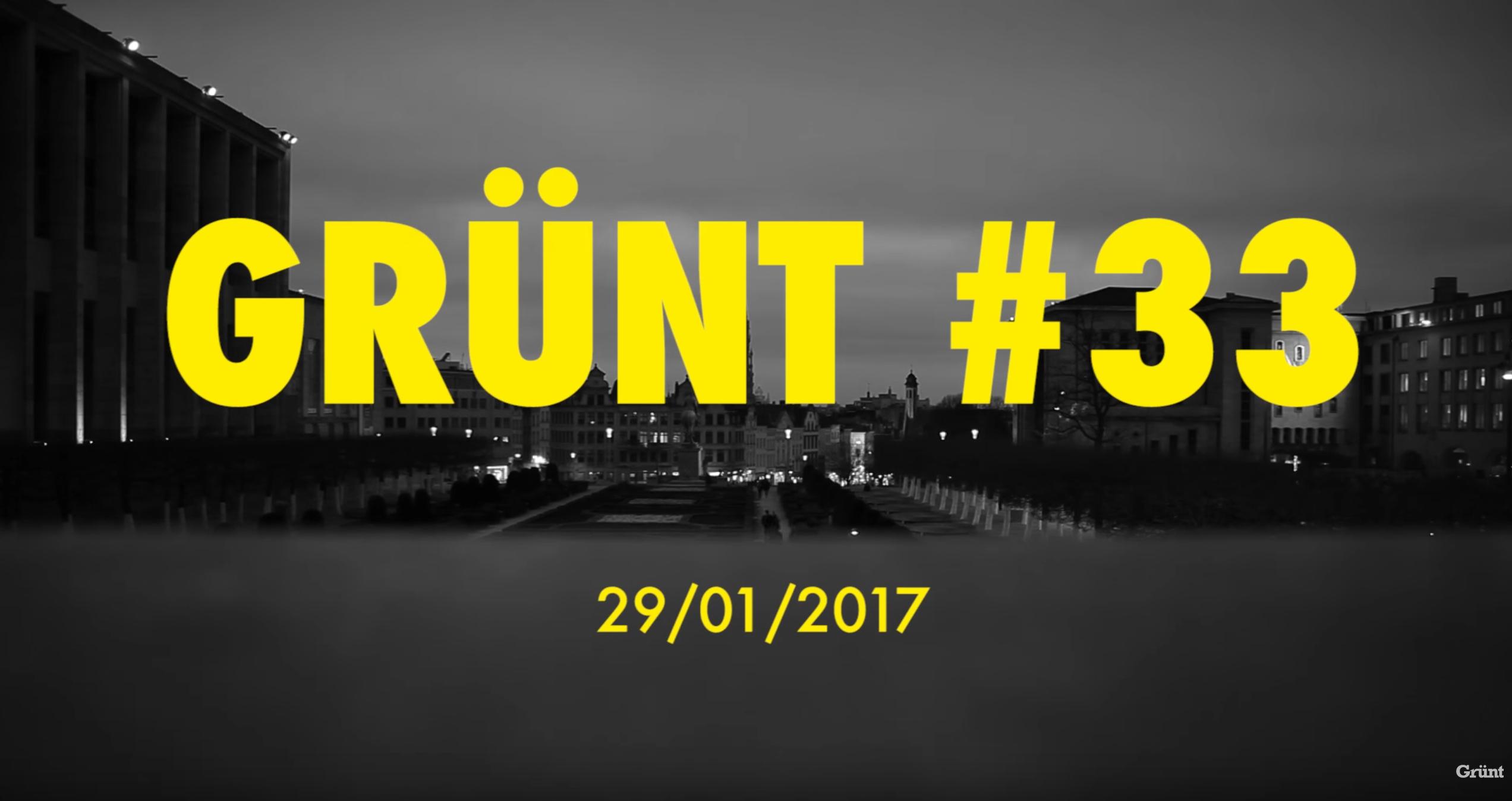 Grünt #33 Feat. Bruxelles