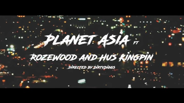 Planet Asia - Made It Feat. Rozewood & Hus Kingpin